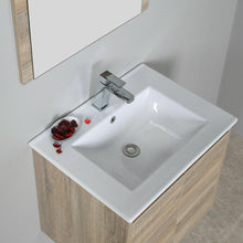 Load image into Gallery viewer, Aulic Finger Pull Bathroom Toilet Vanity Basin Storage Cabinet 600mm