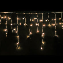 Load image into Gallery viewer, 300 LED Curtain Fairy String Lights Wedding Outdoor Xmas Party Lights Warm White