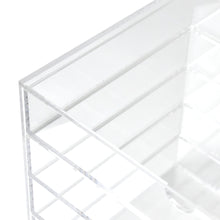 Load image into Gallery viewer, 5 Tier Clear Acrylic Nail Polish Varnish Cosmetics Display Stand Rack Organiser