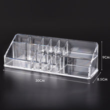 Load image into Gallery viewer, Acrylic Makeup Cosmetic Holder Jewellery Case Storage Organizer Box Drawers