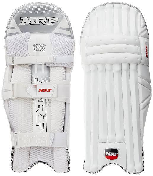 MRF Grand Genius Batting Pads - My Bonza Deals