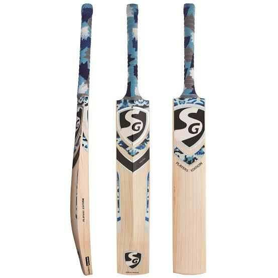 SG Player Edition English Willow Bat - My Bonza Deals