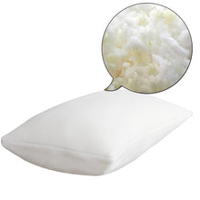 Load image into Gallery viewer, Giselle Bedding Set of 2 Visco Elastic Memory Foam Pillows - My Bonza Deals