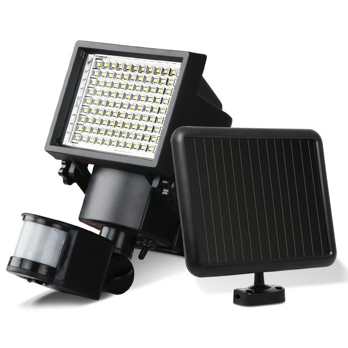 100 LED Solar Powered Sensor Lights - My Bonza Deals