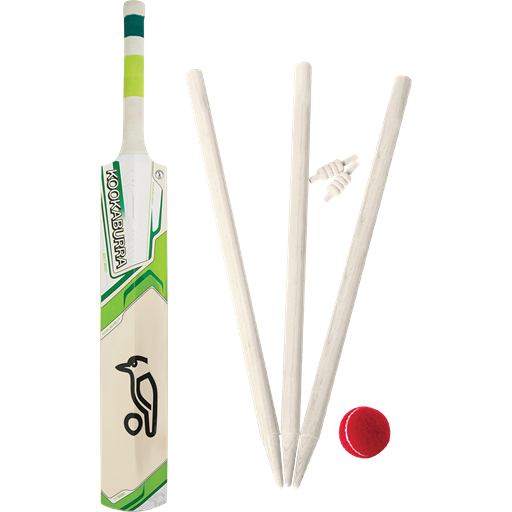 Kookaburra Junior Wooden Set - My Bonza Deals