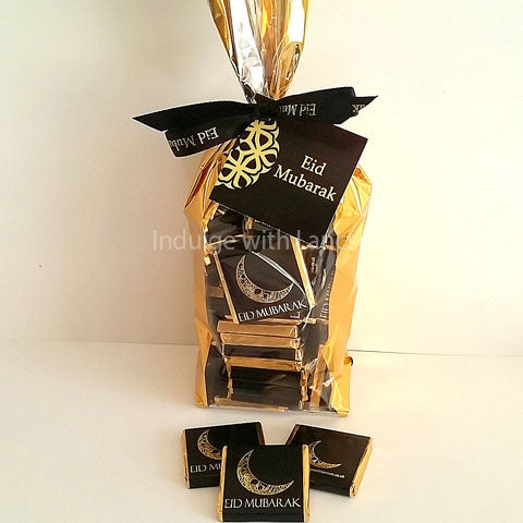 Black Eid Gift Bag