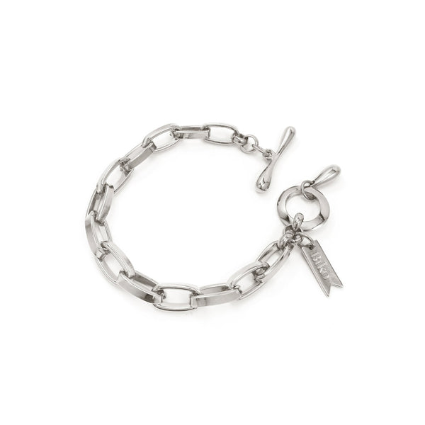 SMALL CHAINLINK BRACELET - SILVER