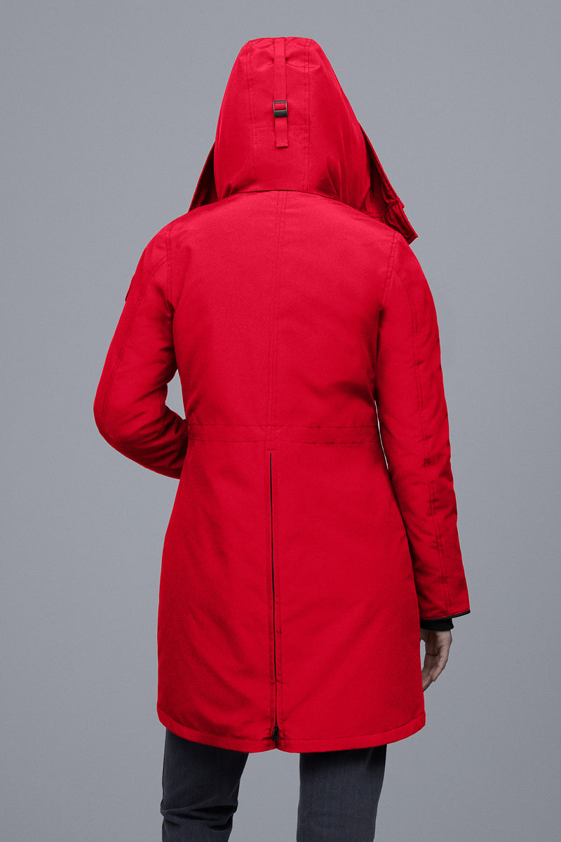 ROSSCLAIR PARKA - RED