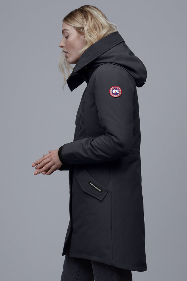 ROSSCLAIR PARKA - NAVY