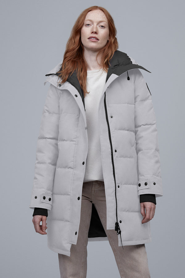 SHELBURNE BLACK LABEL PARKA - SILVERBIRCH
