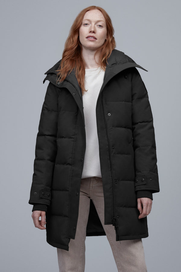 SHELBURNE BLACK LABEL PARKA - BLACK