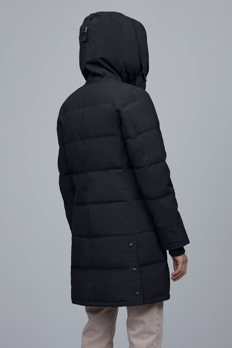 SHELBURNE BLACK LABEL PARKA - NAVY