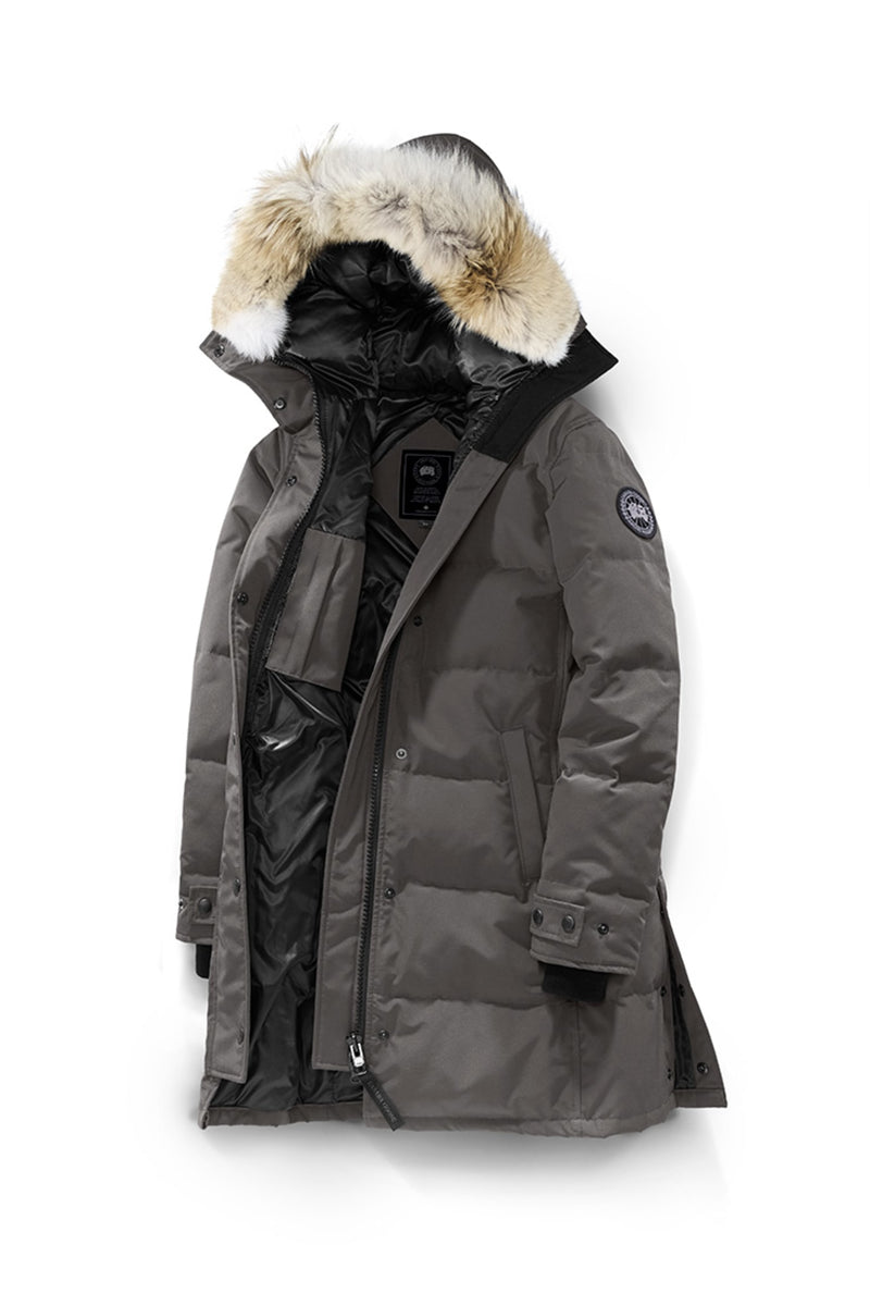 SHELBURNE BLACK LABEL PARKA - COASTAL GREY