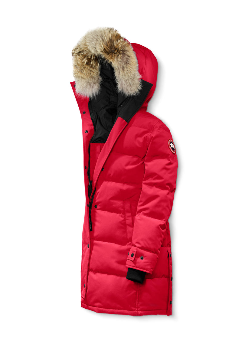 SHELBURNE PARKA - RED