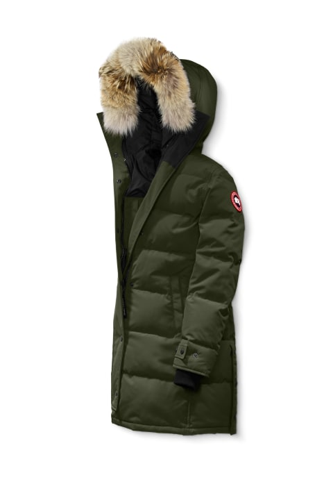 SHELBURNE PARKA - MILITARY GREEN