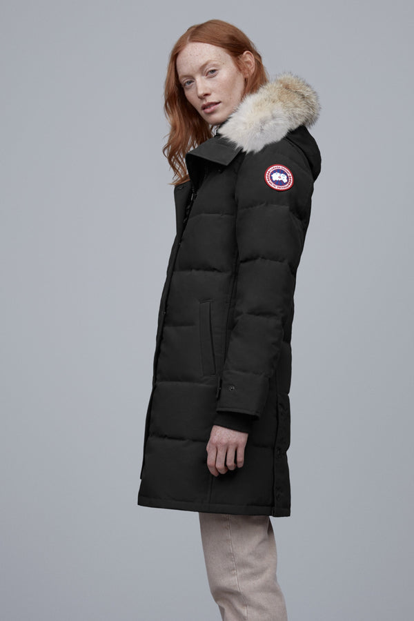 SHELBURNE PARKA - BLACK