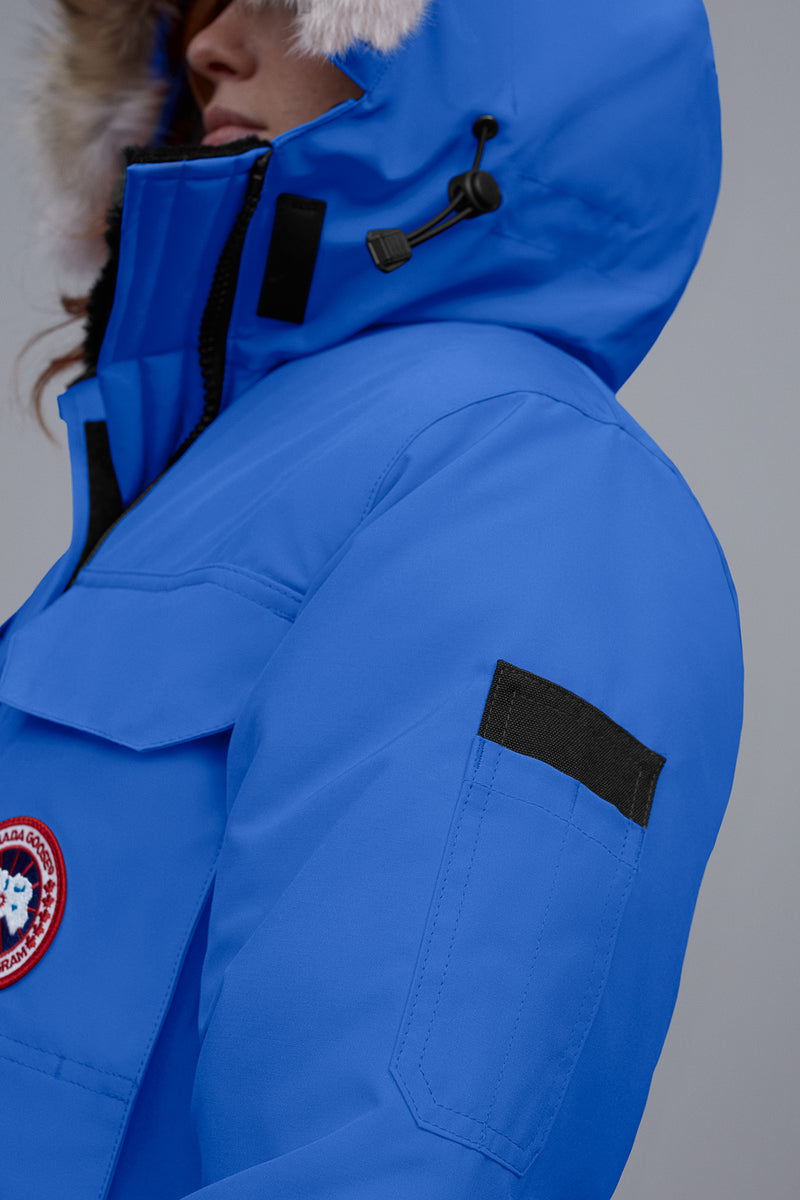 PBI EXPEDITION PARKA - PBI BLUE