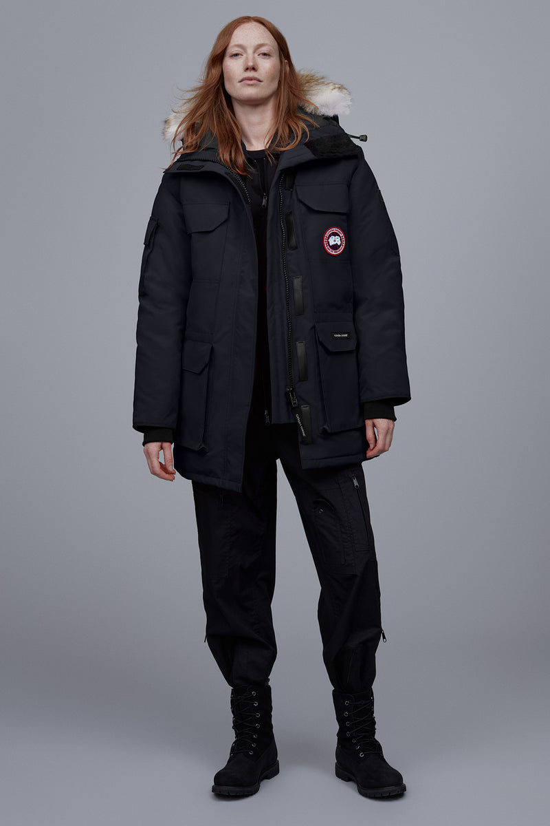 EXPEDITION PARKA - NAVY