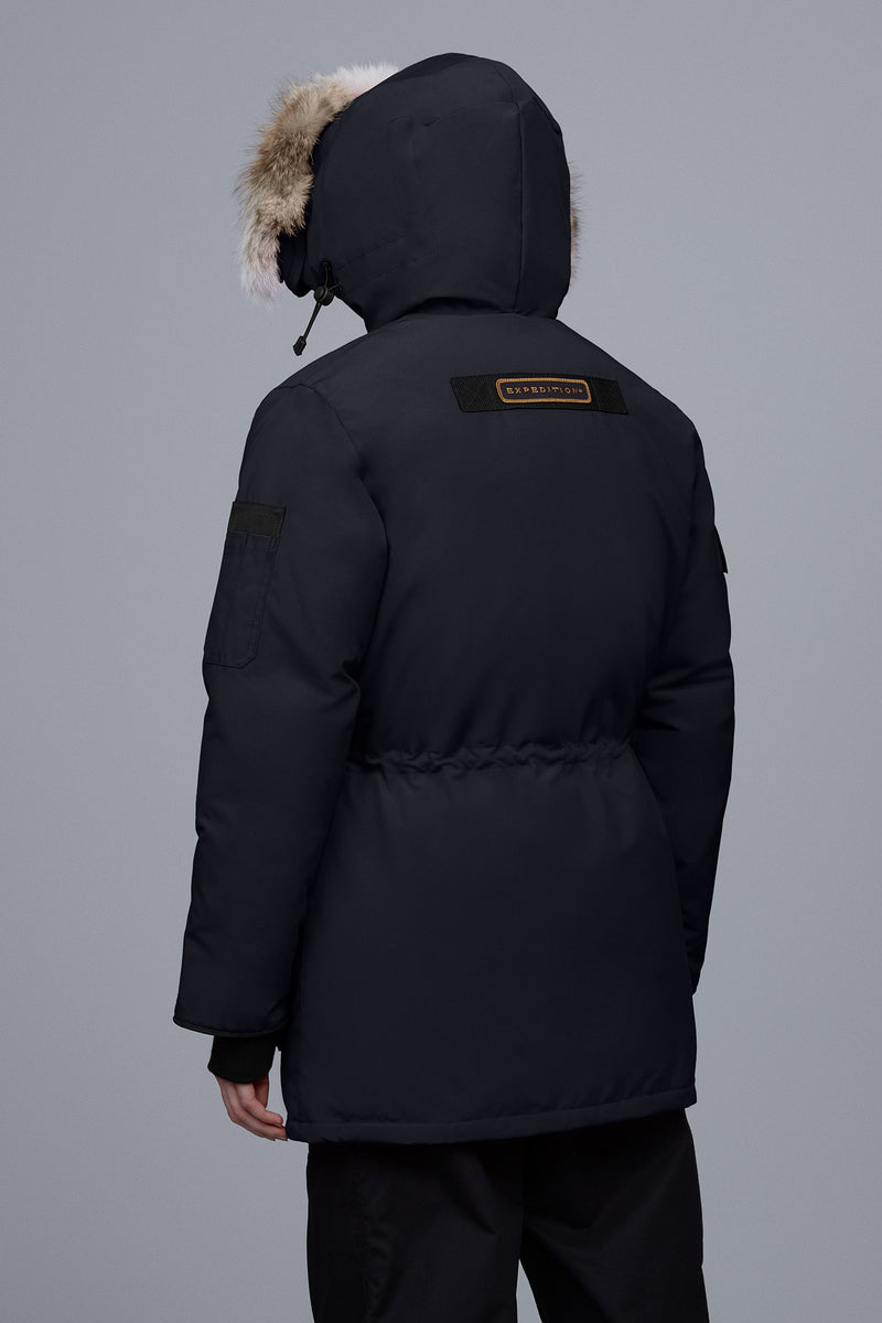 EXPEDITION PARKA - BLACK