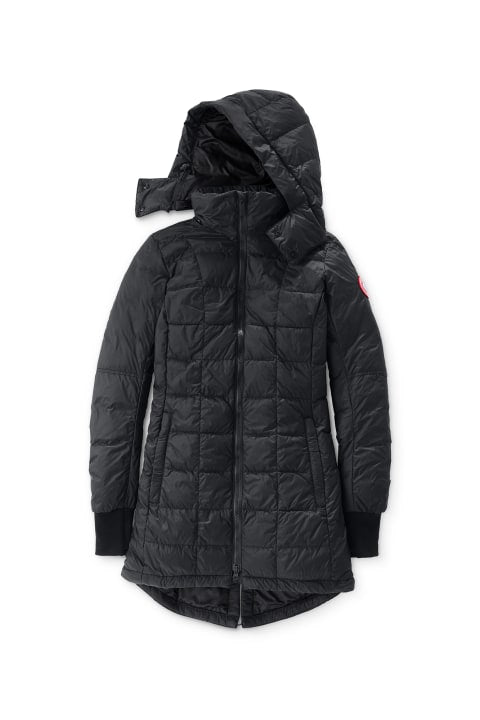 ELLISON DOWN JACKET - BLACK