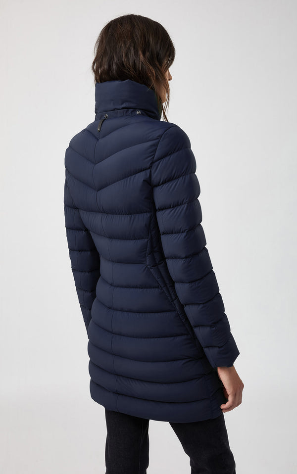 FARREN - LIGHTWEIGHT DOWN - NAVY