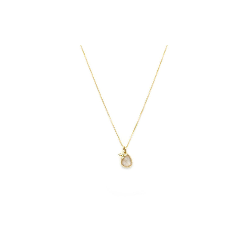 PAZ NECKLACE | MOONSTONE
