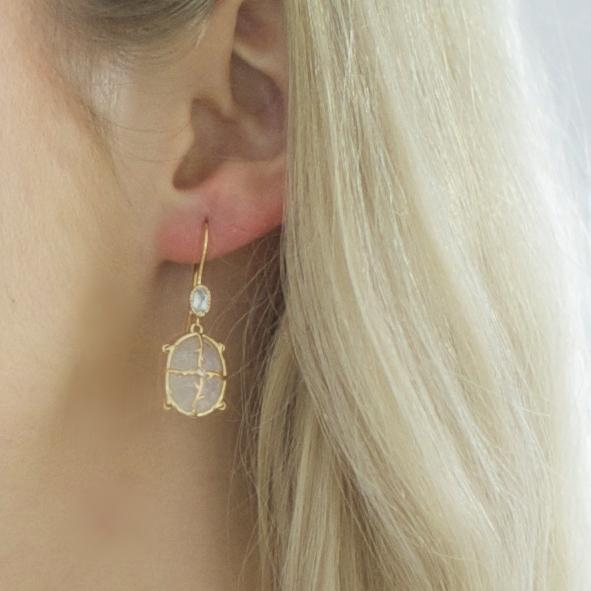 INTUITION DROP EARRINGS