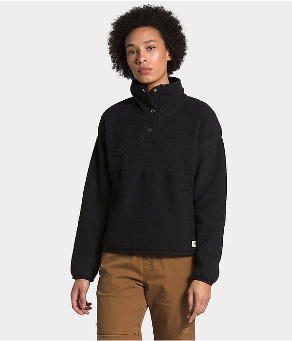 WOMEN'S CRAGMONT FLEECE SNAP