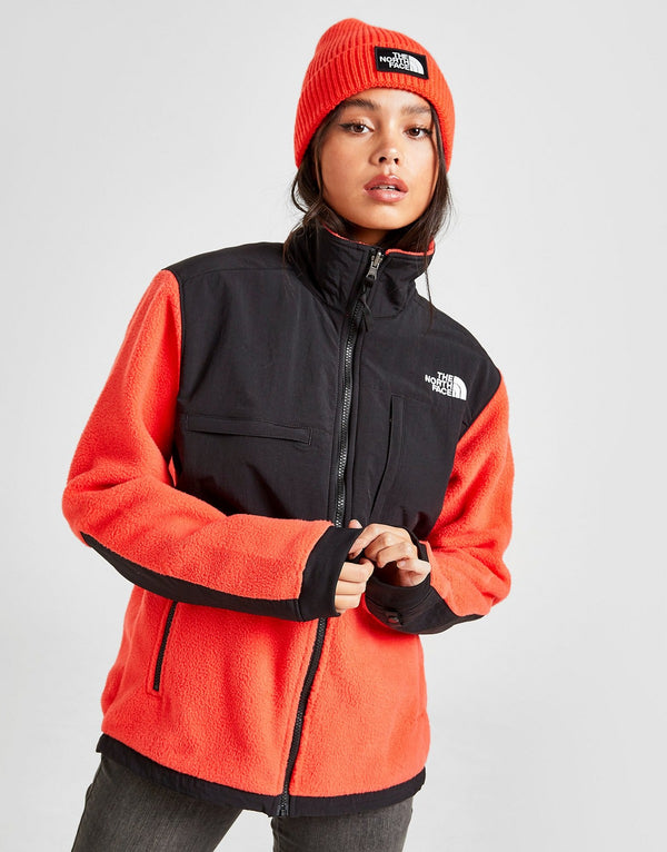 WOMEN'S '95 RETRO DENALI JACKET - FLARE ORANGE