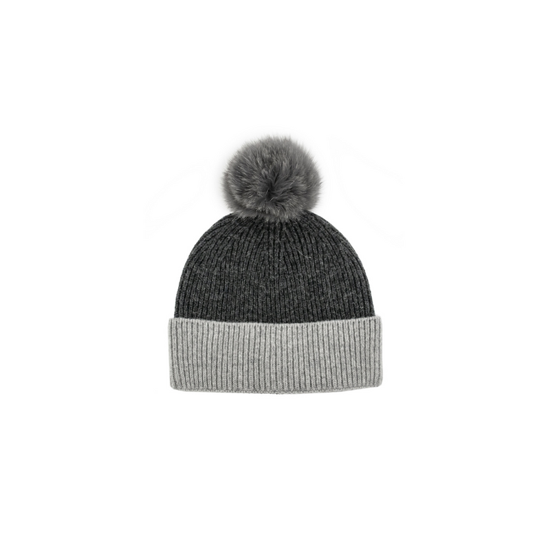 TWO TONE TOQUE