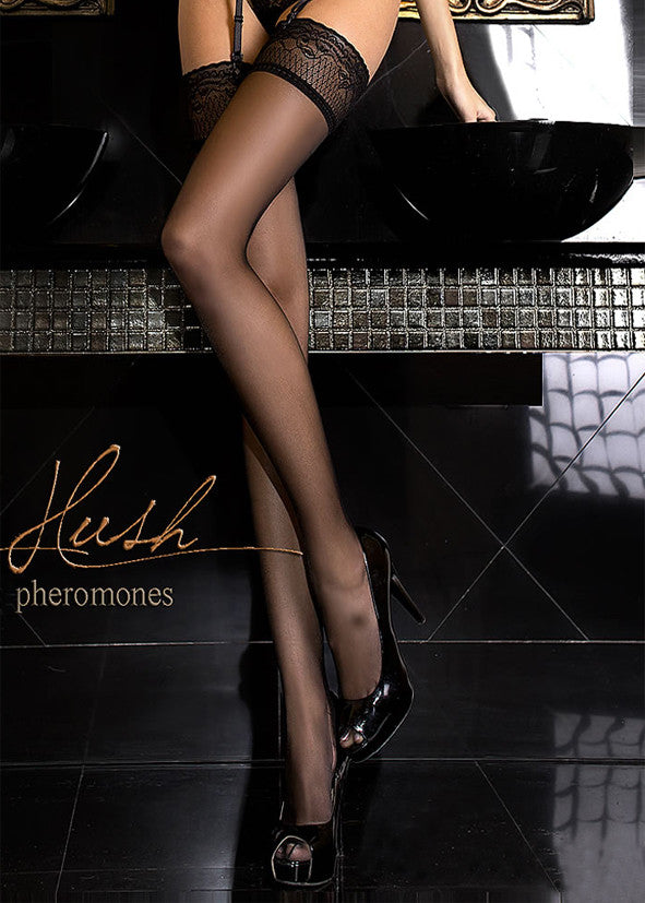 Ballerina Sheer Stockings With Pherom 800