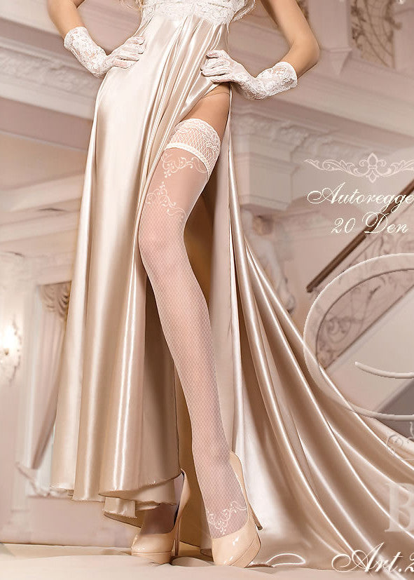 Ballerina Fishnet Hold Ups 249