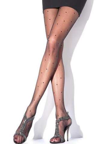 Gabriella Polka Dot Tights 471