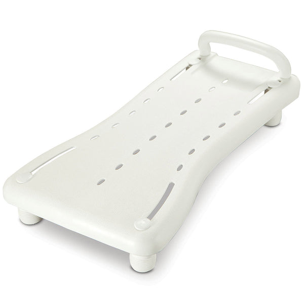 Plastic Adjustable with Rail Bathboard