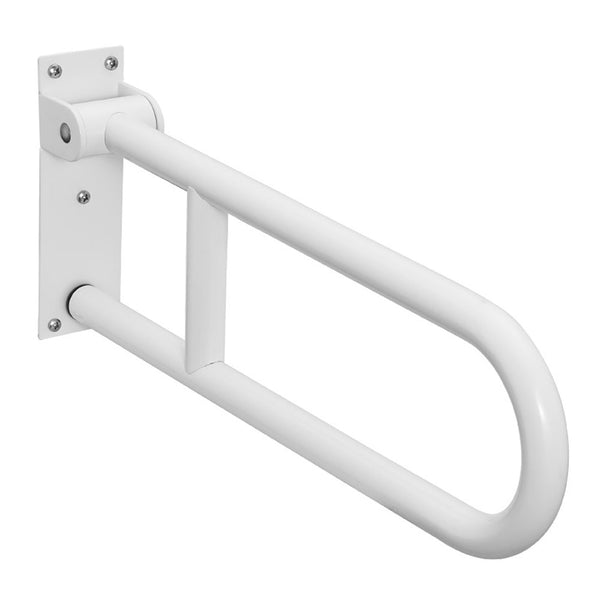 Evekare Hinged Grab Rail 600mm SS Double Support