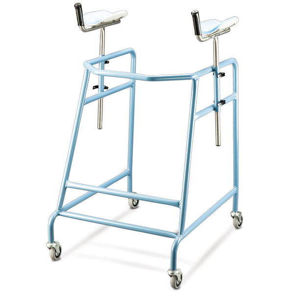 Forearm Walker – Heavy Duty 4 Castors