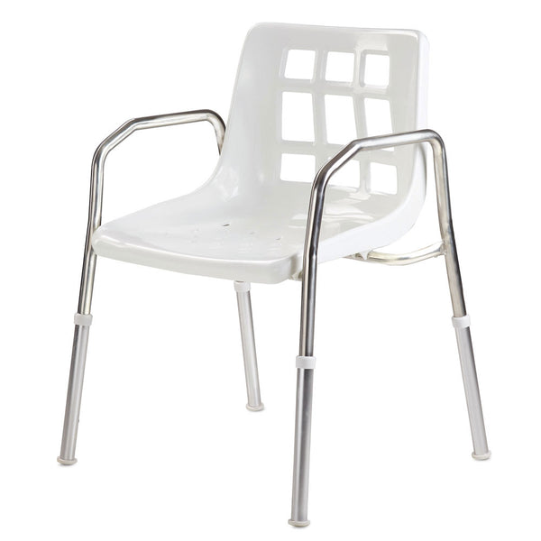 Shower Chair – Stainless Steel