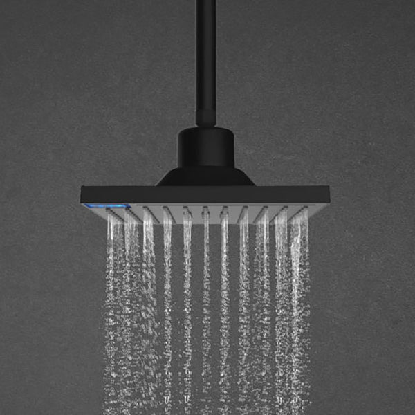 Sensor Switch Shower Square Black
