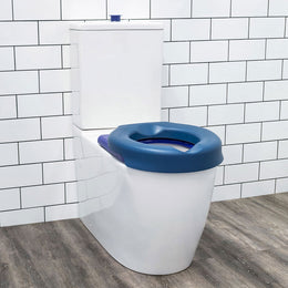 Evekare Raised Seat Toilet Seat Attachment