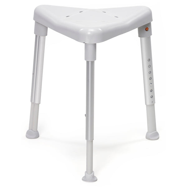 Etac Edge Shower Stool Low Seat Pad with Swivel