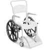 Etac Clean Self Propelled Mobile Shower Commode 55cm White