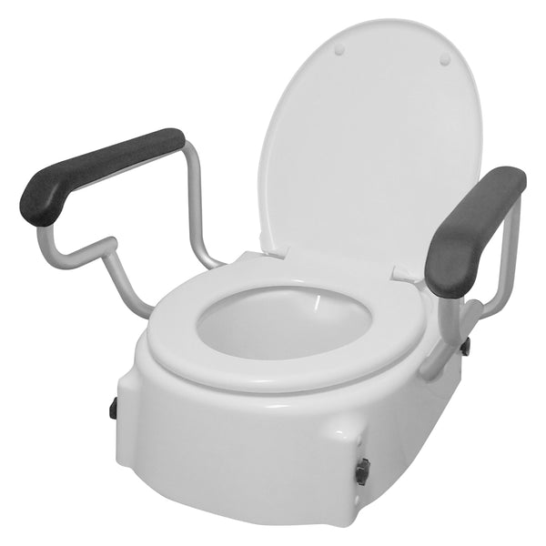 Toilet Seat Raiser Adjustable