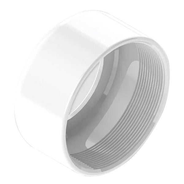 Hygienic Seal Flange Cover - White