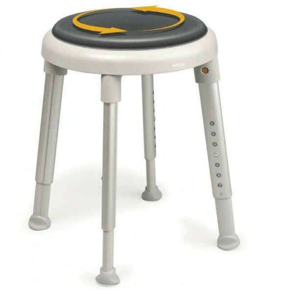 Etac Easy Shower Stool Seat Swivel