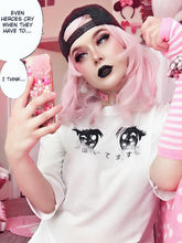 Load image into Gallery viewer, Cry Baby Anime Eyes Shirt