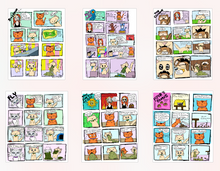 Load image into Gallery viewer, PAWSOME PALS Mini Comic *PREORDER*