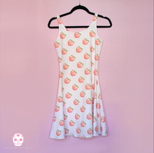 Load image into Gallery viewer, Peach Emoji Dress - Peachy Keen !