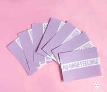 Load image into Gallery viewer, No Hard Feelings Vinyl Sticker - Glitter Bones Boutique