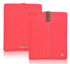 Apple iPad Sleeve in Pink Canvas | Screen Cleaning with Sanitizing Lining