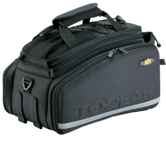 Topeak Trunk Bag (Strap version) with drop down panniers